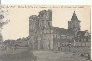 France Postcard - Caen - Eglise de la Trinile [Abbaye aux Dames Ref 14122A