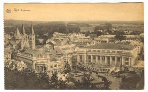 Panorama, Spa (Liege), Belgium, 1900-1910s