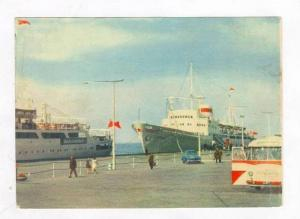 Leningrad, Russia, Harbour SeaStation, 1964