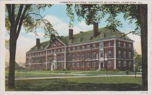 Illinois Champaign Commerce Building University Of Illnois