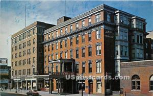 Nelson House, Hotel Poughkeepsie NY Unused