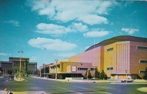 Wisconsin Milwaukee The Milwaukee Arena Auditorium