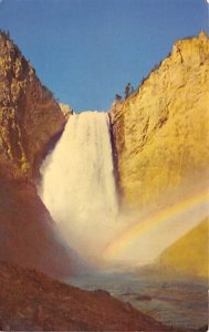 Lower Falls of Yellowstone Yellowstone National Park, USA National Parks Unused