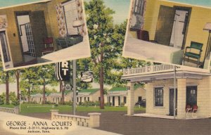 JACKSON, George-Anna Court, Tennessee, 30-40s