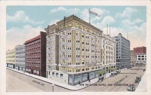 California San Francisco New Keystone Hotel