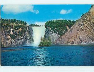 Pre-1980 TOWN VIEW SCENE Quebec City QC p9506
