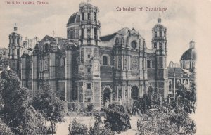 MEXICO, 1900-1910's; Cathedal Of Guadalupe