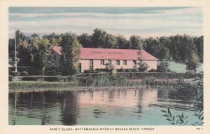 WASAGA BEACH , Ontario, Canada, 1910s ; Nancy Island