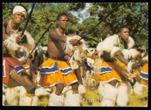 Sibhaca Dance