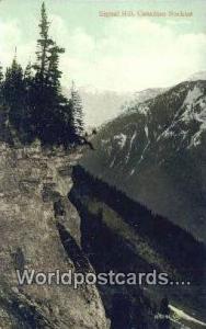 Canada Signal Hill Canadian Rockies