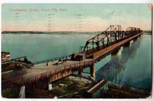 Combination Bridge, Sioux City Iowa