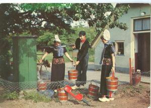 Netherlands, Volksdansgroep De Schaarshoek, Heino, 1982 PU