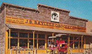 A.J. Bayless Country Store Museum, Phoenix, Arizona, 40-60s