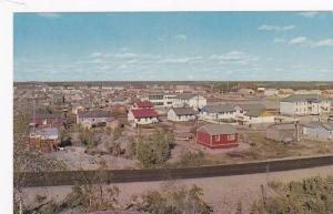 St Patrick's Separate School & Town , YELLOWKNIFE , N.W.T. , Canada  , 1970