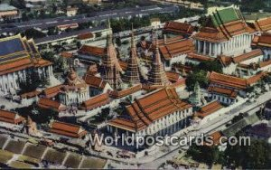 Wat Po Bangkok Thailand Unused