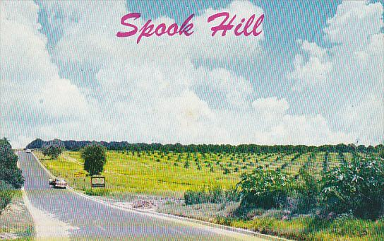 Florida Lake Wales Spook Hill