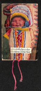 Missoula MT Papoose Lift My Dress And See Where I come From Mechanical PC