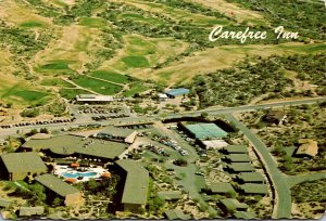 Arizona Carefree The Carefree Inn and Desert Forest Golf Course 1980
