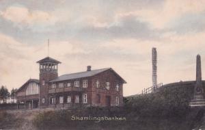 Skamlingsbanken Denmark Old Postcard