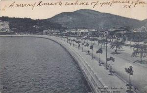 Rio de Janerio , Brazil , 00-10s; Avenida Beira-mar, Botatogo