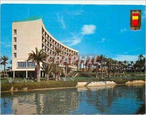 Postcard Modern Parador Nacional of Costa Blanca Javea Alicante