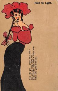 You Silly Girl 1907
