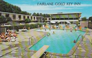 Michigan Dearborn Fairlane Gold Key Inn