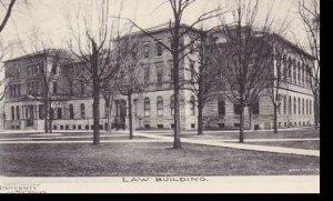 Michigan Ann Arbor The Law Building University Of Michigan  Albertype
