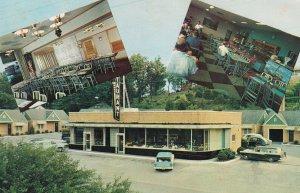 NEWPORT, Tennessee,1950-1960s; Newport Restaurant