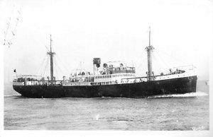 MC Sao Miguel Companhia Colonial De Navegacao Ship Unused