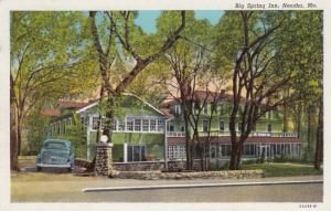 NEOSHO , Missouri , PU-1942 ; Big Spring Inn