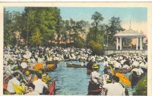 Canal Scene, Belle Isle, Detroit, Michigan, 00-10