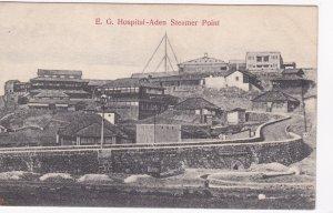 E.G. Hospital - Aden Steamer Point , Yemen , 00-10s