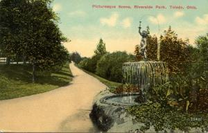OH - Toledo. Riverside Park