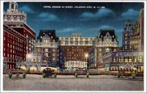 Hotel Dennis, Atlantic City NJ
