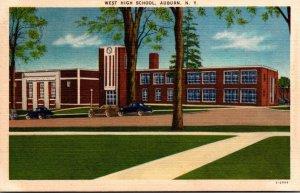 New York Auburn West High School
