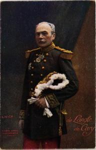 CPA General DE LANGLE DE CARY. Militaire (287215)