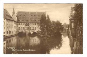 RP; Nurnberg, Blick von der Museumbrucke, Germany, 00-10s
