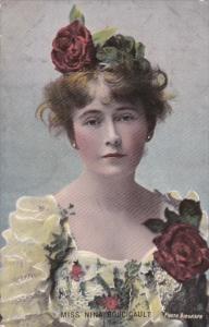 PU-1905; Miss Nina Boucicault