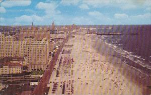 New Jersey Atlantic City An Airplane View Of Atlantic City