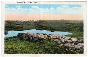 Salem, Mass, Gallows Hill