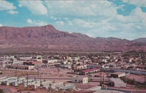 TRUTH OR CONSEQUENCES, New Mexico, 40-60s: Overlooking City view
