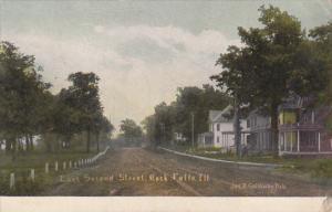 East Second Street Rock Falls Illinois 1909