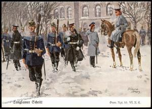 Germany 1930s Reichskriegertag Kyffhaeuser Veterans Horse Cavalry Patrioti 82561