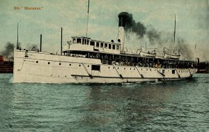 Hamilton Steamboat Co. - SS Macassa