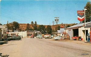 1963 Chrome Winthrop Washington Was Gas pumps Mobile autos Smith Western 7740