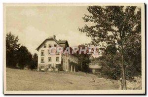 Postcard Old Lublice Zotavovna Roh Proletar