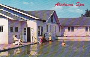 Alabama Cottonwood The Hot Mineral Health Giving Waters At Sealy's Springs Spa