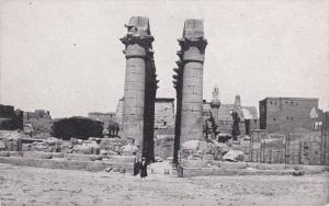 LUXOR , Egypt , 00-10s ; The Fourteen Colonnades of Amenhotep III