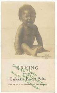 RP  Crying baby, Crying for one of Carlock's Easter Suits, Springfield, Illin...